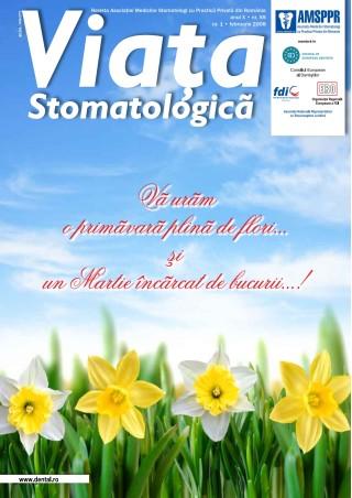 Revista Viata Stomatologica nr.1 Februarie 2008