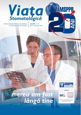 Revista Viata Stomatologica nr.1 Februarie 2010
