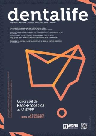 Revista Viata Stomatologica nr.1 Februarie 2017