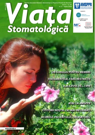 Revista Viata Stomatologica nr.2 Aprilie 2008