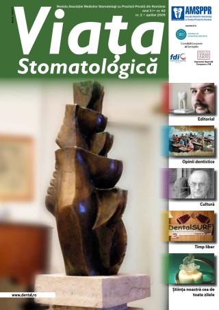 Revista Viata Stomatologica nr.2 Aprilie 2009