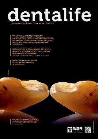 Revista Viata Stomatologica nr.2 Iulie 2015