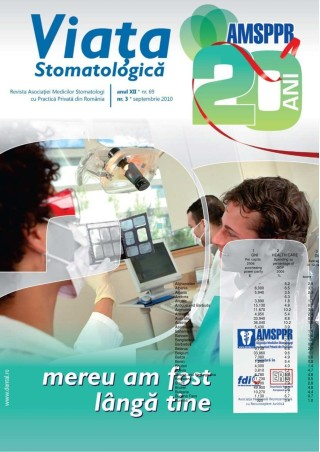 Revista Viata Stomatologica nr.3 2010