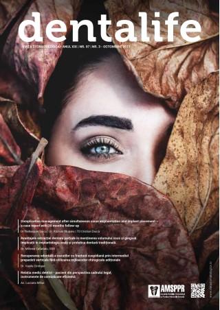 Revista Viata Stomatologica nr.3 Octombrie 2017