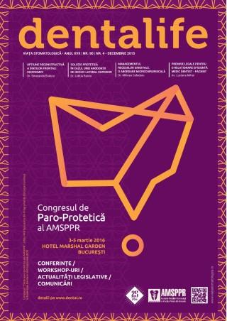 Revista Viata Stomatologica nr.4 Decembrie 2015