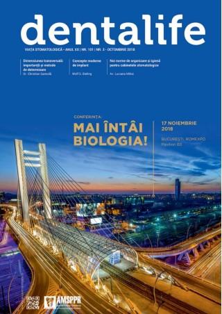 Revista Viata Stomatologica nr.3 Octombrie 2018