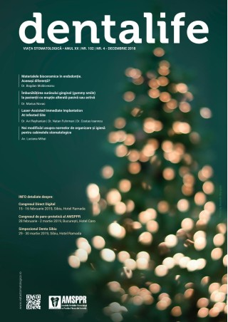 Revista Viata Stomatologica nr.4 Decembrie 2018